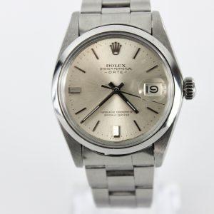 Rolex date Vintage ref 1500